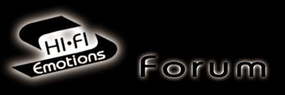 Hi-Fi Emotions Forum