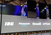 Panasonic attivissima tra ISE e MWC: proiezione ibrida Laser/fosforo e Light Id