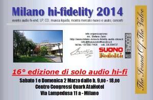 Roma Hi-Fidelity 2013