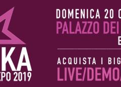 Musika 2019 – Roma Music Expo – Domenica 20 ottobre al palazzo dei congressi di Roma