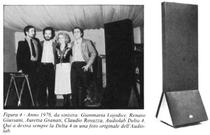 Audiolab Delta 4 - 1978