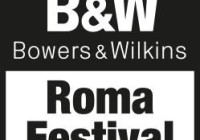 Bowers & Wilkins Roma Festival