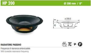 Passivo - CIARE HP200