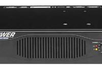 ESB 3000 DCM  bi-amplificate