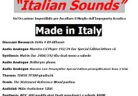 Italian sounds