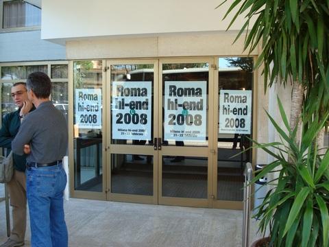 Roma Hi-End 2008