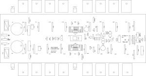 TFA-150 - Piano componenti