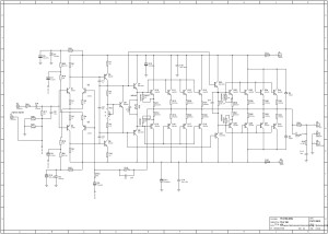 TFA-150 Power Amp Stage