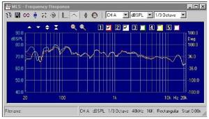TFS Risposta totale ambiente CLIO